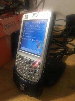 HP IPAQ 6515 PDA bateria nueva