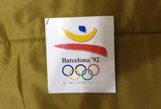 Adhesivo Barcelona 1992