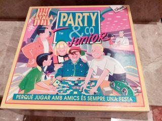 Joc de Taula Party Junior en català