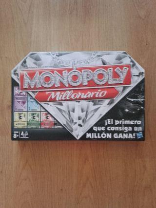 Monopoly Millonario De Segunda Mano En La Provincia De Madrid En