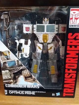 transformers optimus maximus y betatron