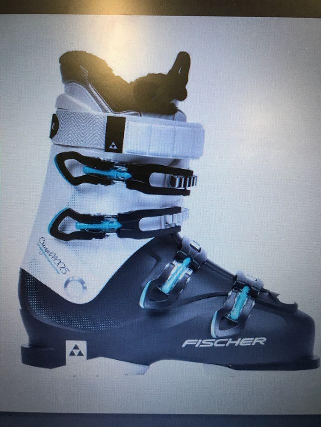 Botas Fischer esqui nuevas