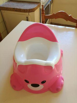 asiento wc niña