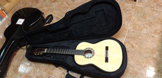 Guitarra clásica luthier