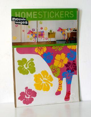 Adhesivos decorativos Nouvelle Images, Cow. 2008