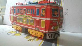 tren de chapa