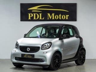 Smart ForTwo Coupe 52 Passion 52 kW (71 CV)