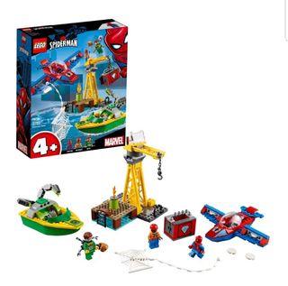 LEGO Spider Man faro barco lancha(76134)