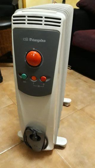 Calefactor de aceite Orbegozo