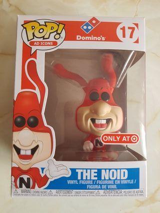 Funko Pop THE NOID ( domino's pizza)