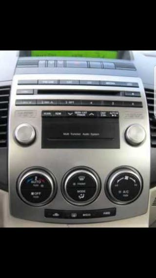 radio cd Mazda 5
