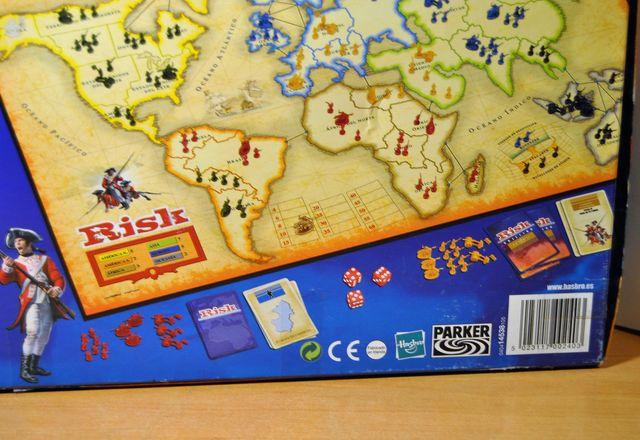 Risk Juego De Mesa Estrategia De Segunda Mano Por 20 En Alcala De