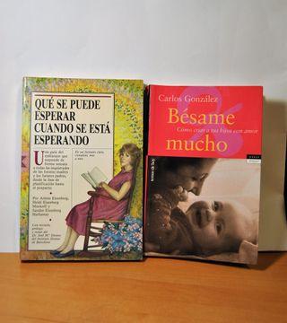 Libros Embarazo y crianza feliz