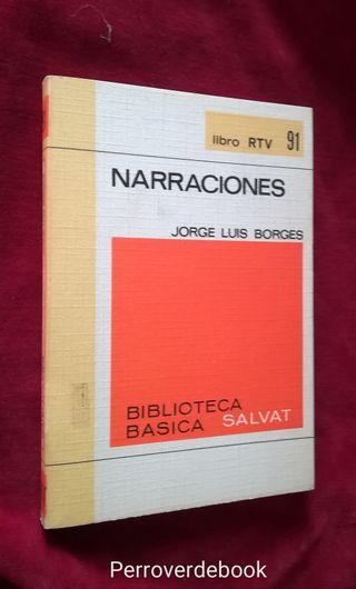 20066.3 - Borges.. NARRACIONES