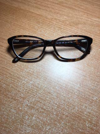 Montura gafas ralph lauren