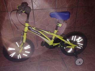 bicicleta de niño BH