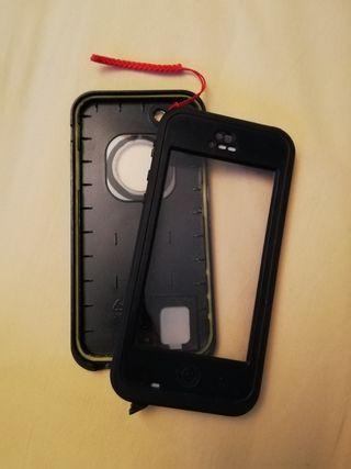 coque IPhone 5C étanche
