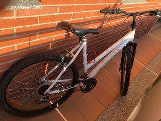 Bicicleta montaña mujer bici