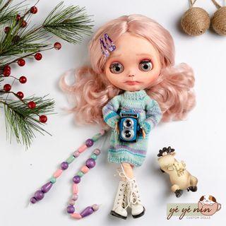 Muñeca colección Blythe Custom