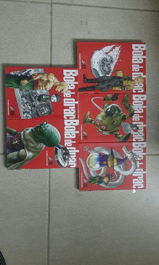Comics dragon ball en catalan