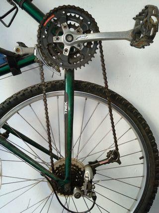 bicicleta mountainbike trek
