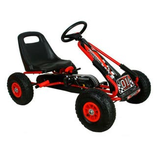 KART PEALES THUNDER RED EDITION