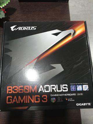 Placa base gaming aorus gaming 3