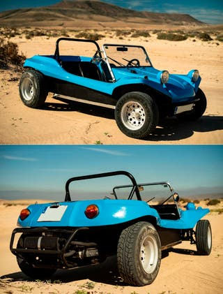 beach buggy vw