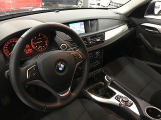 BMW X1 2015 4X4, NAVEGADOR, XENON, SENSORES...