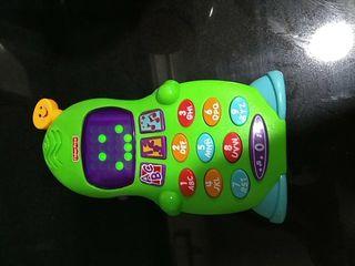 juguete bebe fisher price