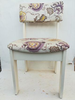 Conjunto de sillas comedor
