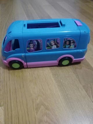 AUTOBÚS POLLY POCKET