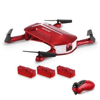 Drone con camara plegable 3 baterias nuevo
