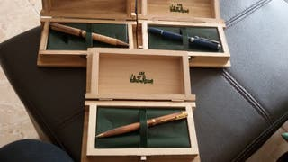 Bolígrafo con caja regalo