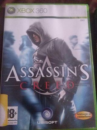 Assassins Creed para XBox360