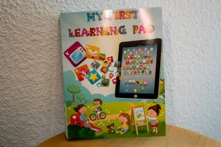NUEVO - Tablet educativa para niñas