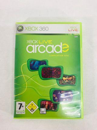 Xbox live arcade, Xbox 360.
