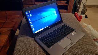 HP 840 G1-I7 4600U-8GB RAM-180 GB SSD-14
