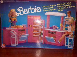 Cocina barbie