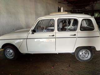 Renault r 4 1989