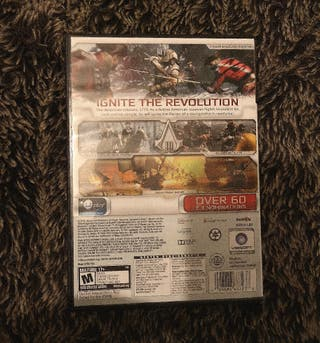 Assassins Creed III PC DVD