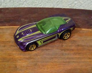 coche hotweels año 2001 pony up