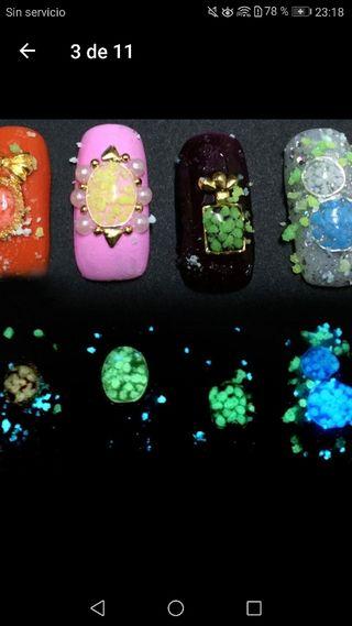 ponle brillo a tus uñas