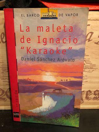 """La maleta de Ignacio """"Karaoke"""""""