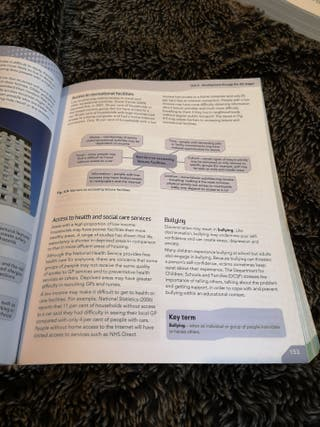 Heath and Social Care Level 3 book