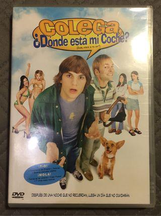 """COLEGA ¿DÓNDE ESTÁ MI COCHE?"" dvd por 5€!"