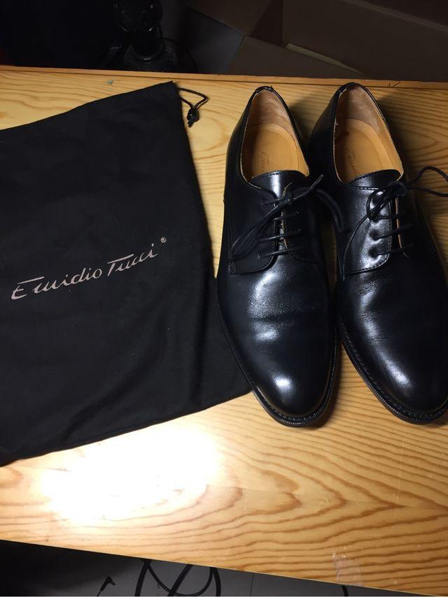 8e0ba1db793c Zapatos Emidio Tucci de segunda mano por 50 € en Tres Cantos en WALLAPOP