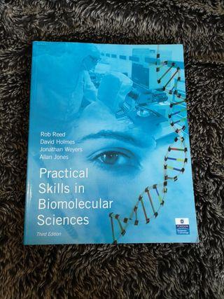 Biomedical science Practical skills book