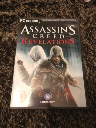 Assassin's creed revelations PC DVD