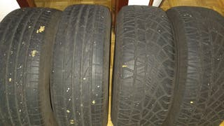 235 60 r16 Michelin y Bridgestone